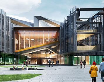 Monash University Building